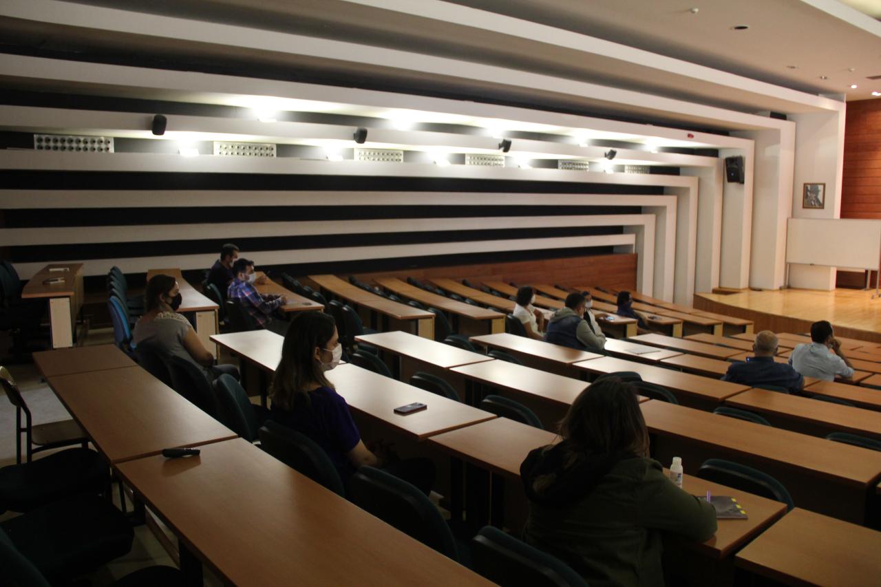Fikri ve Sınai Mülkiyet Hakları Bilgilendirme Seminerleri Düzenlendi